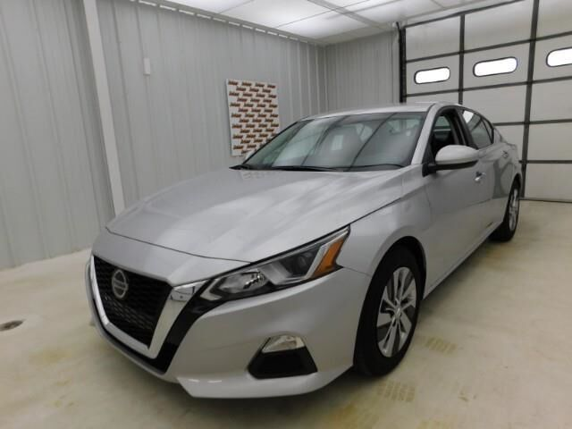 2020 Nissan Altima 2.5 S Sedan Topeka KS