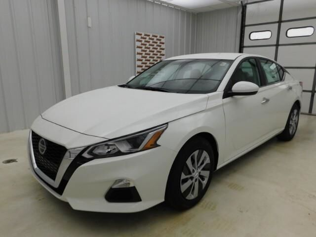 2020 Nissan Altima 2.5 S Sedan Manhattan KS
