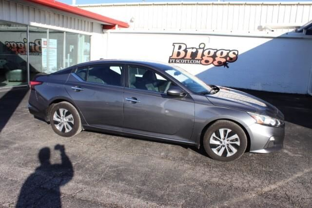 2020 Nissan Altima 2.5 S Sedan Fort Scott KS