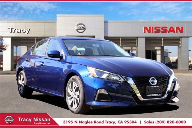 2020 Nissan Altima 2.5 S Tracy CA