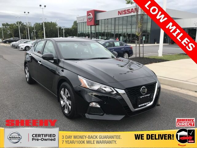 2020 Nissan Altima 2.5 S White Marsh MD