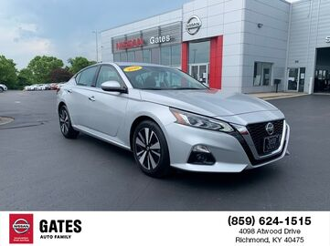 2020_Nissan_Altima_2.5 SL_ Richmond KY