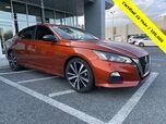 2020 Nissan Altima 2.5 SR ** Pohanka Certified 10 year / 100,000 **