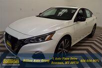 Nissan Altima 2.5 SR 2020