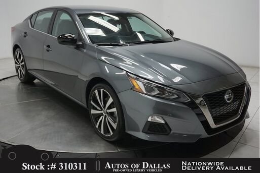 2020_Nissan_Altima_2.5 SR CAM,HTD STS,PARK ASST,BLIND SPOT,19IN WLS_ Plano TX