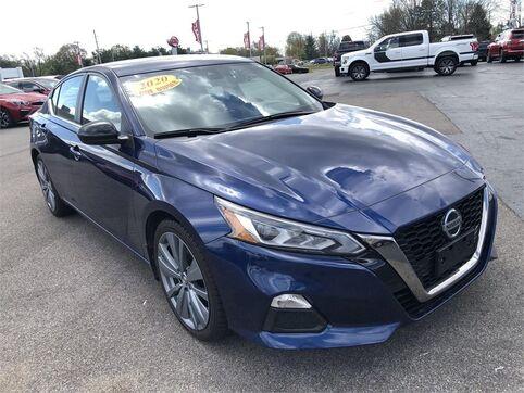 2020_Nissan_Altima_2.5 SR_ Evansville IN