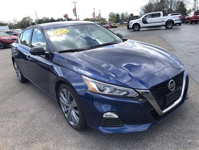 2020 Nissan Altima 2.5 SR Evansville IN