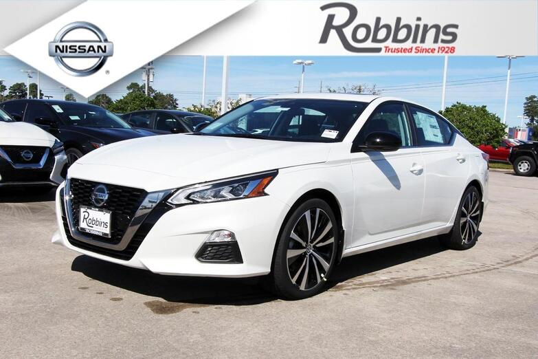 2020 Nissan Altima 2.5 SR Houston TX