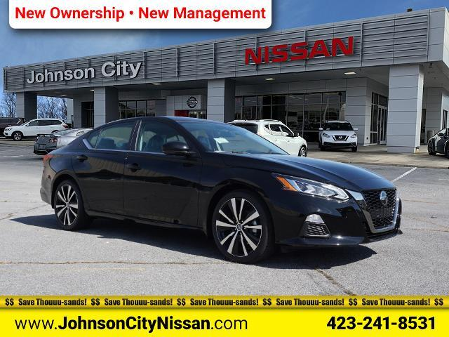 2020 Nissan Altima 2.5 SR Johnson City TN