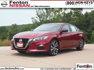 2020_Nissan_Altima_2.5 SR_ McAlester OK