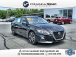 2020 Nissan Altima 2.5 SR Nissan Certified Pre-Owned