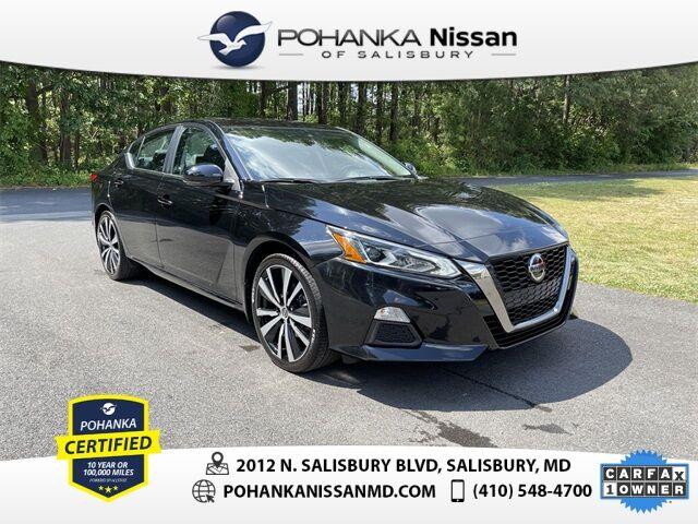 2020 Nissan Altima 2.5 SR Salisbury MD