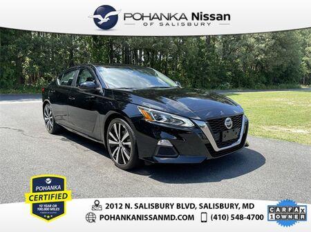 2020_Nissan_Altima_2.5 SR_ Salisbury MD