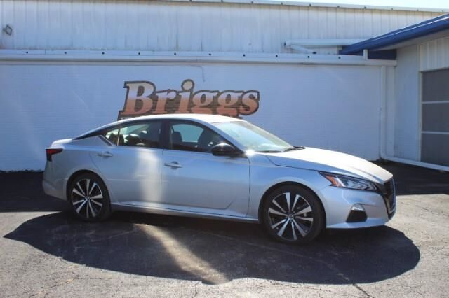2020 Nissan Altima 2.5 SR Sedan Fort Scott KS