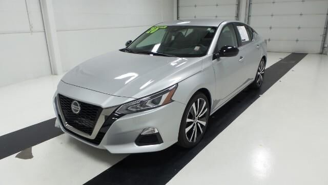 2020 Nissan Altima 2.5 SR Sedan Topeka KS