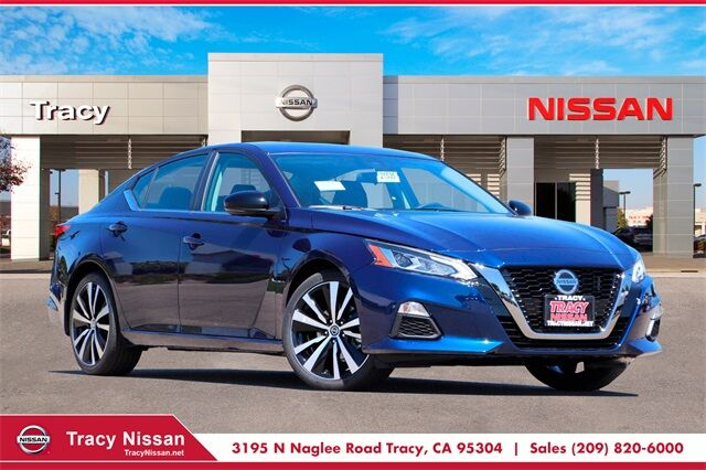 2020 Nissan Altima 2.5 SR Tracy CA