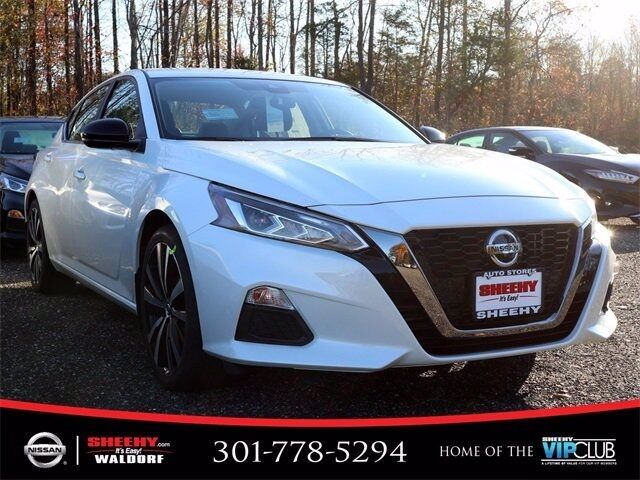 2020 Nissan Altima 2.5 SR 4D Sedan Waldorf MD