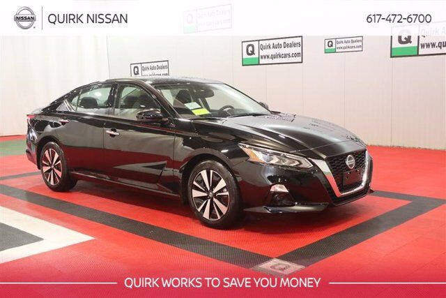 2020 Nissan Altima 2.5 SV Quincy MA