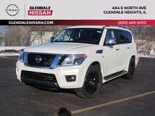 2020_Nissan_Armada_Platinum_ Glendale Heights IL