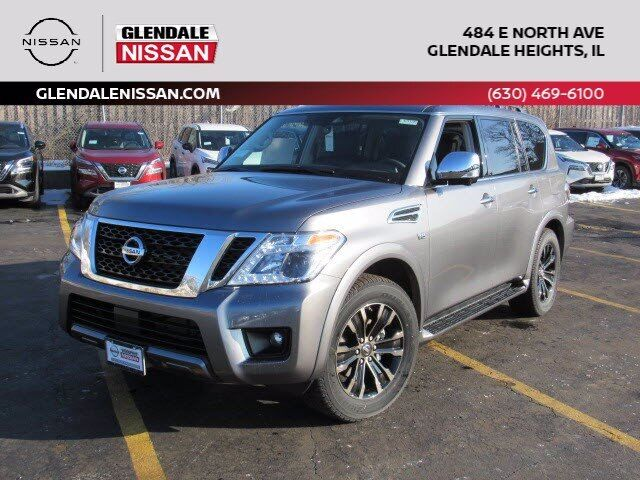2020 Nissan Armada Platinum Glendale Heights IL