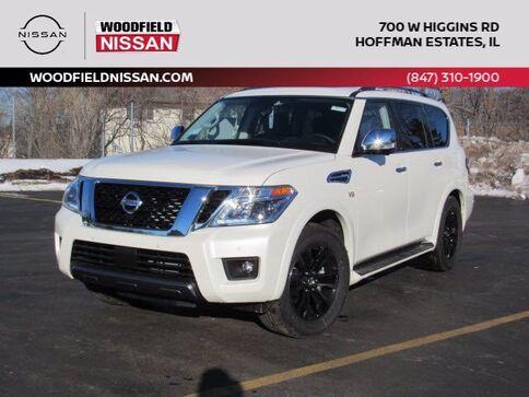 2020_Nissan_Armada_Platinum_ Hoffman Estates IL