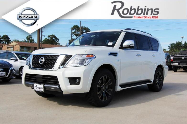 2020 Nissan Armada Platinum Houston TX