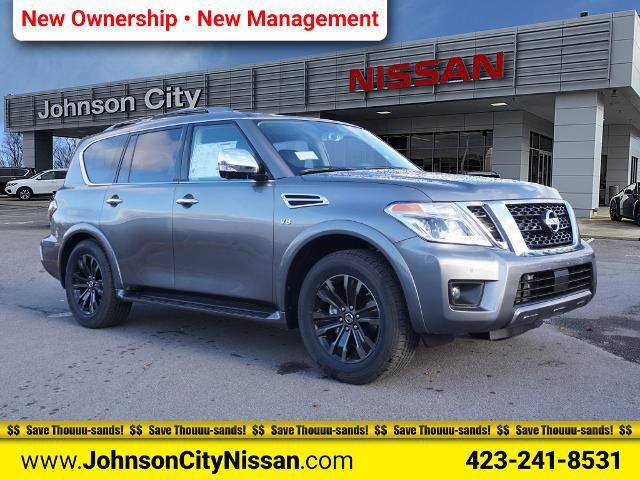 2020 Nissan Armada Platinum Johnson City TN
