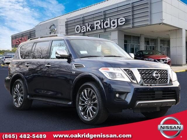 2020 Nissan Armada Platinum Oak Ridge TN