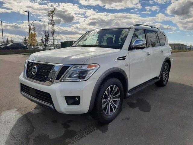 2020 Nissan Armada SL | AWD | LEATHER | *NISSAN CERTIFIED* Calgary AB