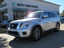 2020_Nissan_Armada_SL 2WD*NAVIGATION,SUNROOF,3RD ROW SEAT,PREMIUM SOUND,BLINDSPOT,REAR PARKING AID,REMOTE START_ Plano TX