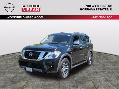 2020_Nissan_Armada_SL_ Hoffman Estates IL