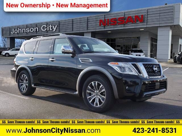2020 Nissan Armada SL Johnson City TN