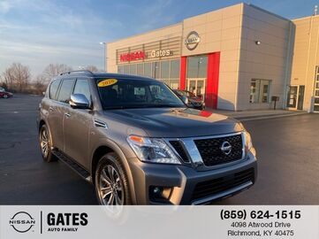 2020_Nissan_Armada_SL_ Richmond KY
