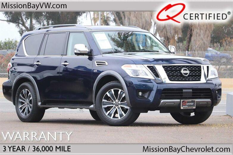 2020 Nissan Armada SL San Diego CA