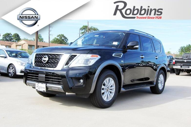 2020 Nissan Armada SV Houston TX