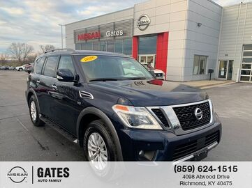 2020_Nissan_Armada_SV_ Richmond KY