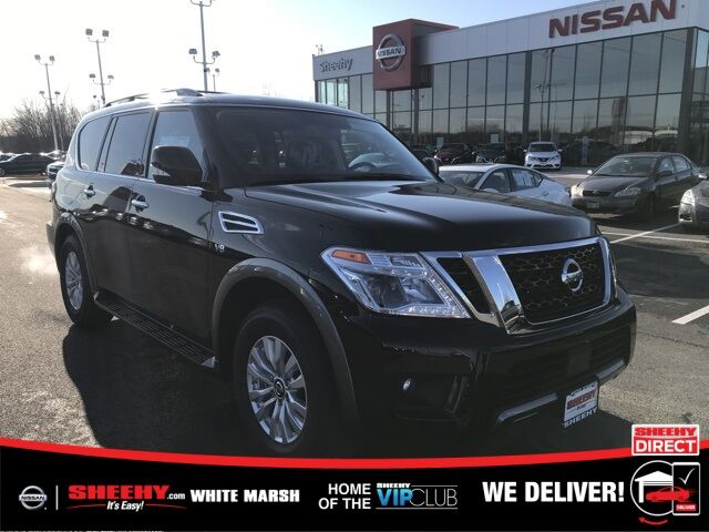 2020 Nissan Armada SV White Marsh MD