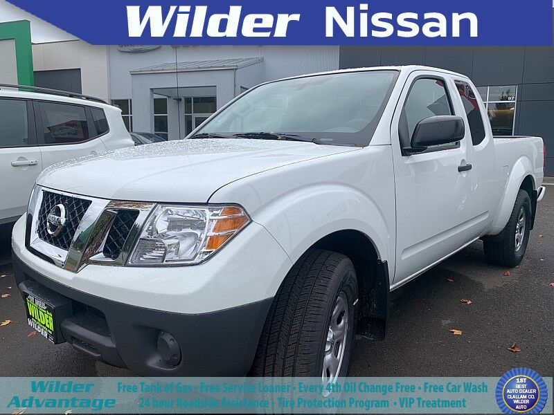 2020 Nissan Frontier King Cab 4x2 S Auto Port Angeles WA
