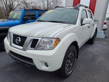 2020 Nissan Frontier PRO-4X Covington VA