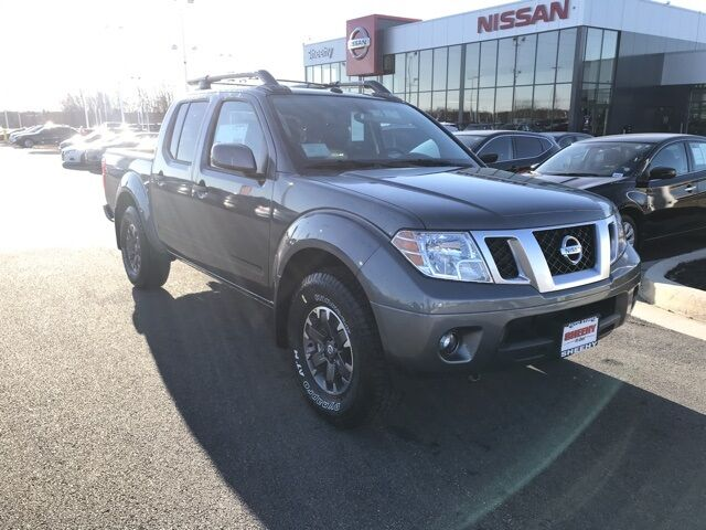 2020 Nissan Frontier PRO-4X White Marsh MD
