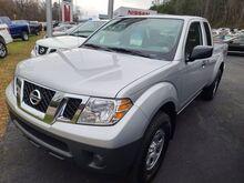 2020_Nissan_Frontier_S_ Covington VA