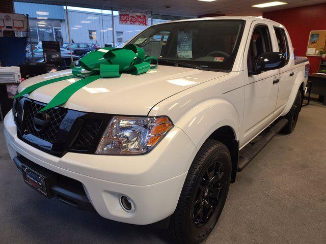 2020 Nissan Frontier SV Covington VA