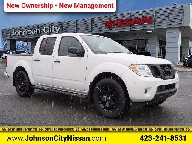 2020 Nissan Frontier SV Johnson City TN