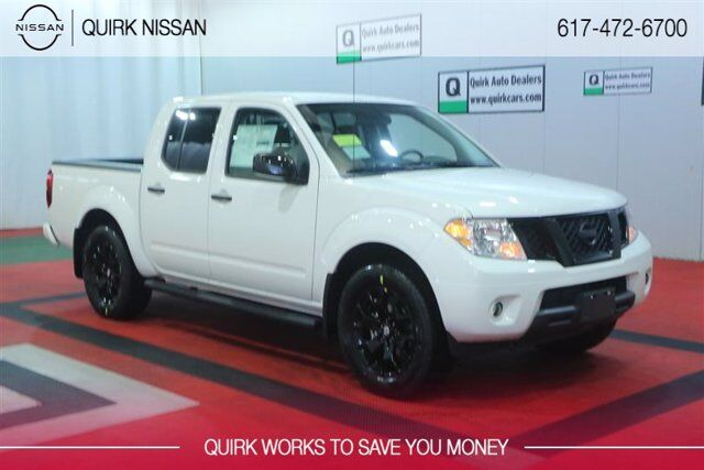2020 Nissan Frontier SV Quincy MA