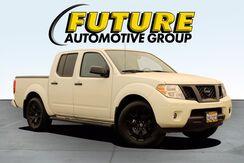 2020_Nissan_Frontier_SV_ Roseville CA