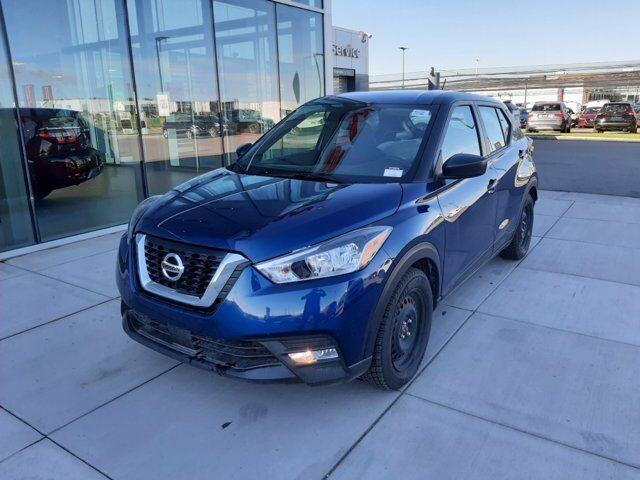 2020 Nissan Kicks S | AUTOMATIC | B-UP CAM | *NISSAN CERTIFIED* Calgary AB
