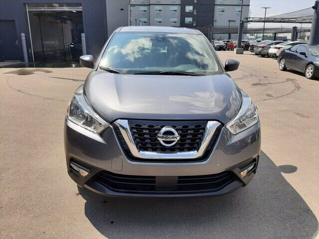 2020 Nissan Kicks S  CLOTH   LOW KM   *NISSAN CERTIFIED* Calgary AB