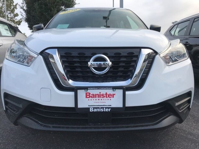 2020 Nissan Kicks S Norfolk VA