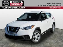 2020_Nissan_Kicks_S_ Glendale Heights IL