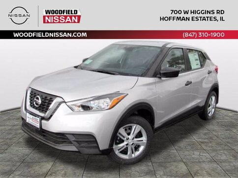 2020_Nissan_Kicks_S_ Hoffman Estates IL
